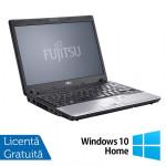 Laptop Refurbished FUJITSU SIEMENS P702, Intel Core i3-3120M 2.50GHz, 4GB DDR3, 320GB HDD + Windows 10 Home