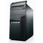 Calculator Lenovo Thinkcentre M82 Tower, Intel Core i3-2100 3.10GHz, 4GB DDR3, 250GB SATA, DVD-ROM
