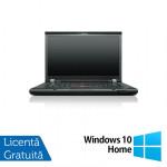 Laptop LENOVO ThinkPad T530, Intel Core i5-3320M 2.60 GHz, 8GB DDR3, 320GB SATA, DVD-RW, 15 Inch + Windows 10 Home