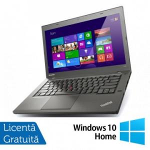 Laptop Lenovo ThinkPad T440, Intel Core i5-4300U 1.90GHz, 8GB DDR3, 320GB SATA, 14 Inch + Windows 10 Home