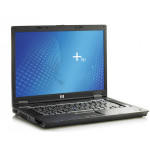 Laptop HP NC8430, Intel Core 2 Duo T7200 2.00GHz, 2GB DDR2, 160GB SATA, DVD-RW, Port Serial, 14 Inchi