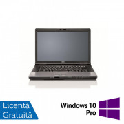 Laptop FUJITSU SIEMENS E752, Intel Core i5-3330M 2.60GHz, 8GB DDR3, 240GB SSD, DVD-RW + Windows 10 Pro