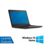 Laptop DELL Latitude 3350, Intel Celeron 3215U 1.70GHz, 4GB DDR3, 500GB SATA, Wireless, Bluetooth, Webcam, 13.3 Inch + Windows 10 Home