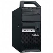 Workstation Lenovo ThinkStation E30 Tower, Intel Xeon Quad Core E3-1220 3.10GHz-3.40GHz, 8GB DDR3, 500GB SATA, nVidia NVS 300/512MB, DVD-ROM