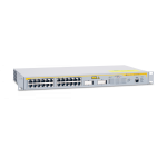 Switch Allied Telesis AT-9424T/GB L2+, 24 porturi Gigabit
