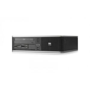 Calculator HP DC5850, AMD Athlon 64 X2 5200B 2.70GHz, 4GB DDR2, 160GB SATA, DVD-RW