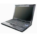 Laptop Lenovo Thinkpad X201, Intel Core i3-390M 2.66GHz, 4GB DDR3, 320GB SATA, 12 Inch