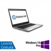 Laptop HP Elitebook 840 G3, Intel Core i5-6200U 2.30GHz, 8GB DDR3, 240GB SSD, 14 Inch + Windows 10 Pro