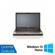 Laptop FUJITSU SIEMENS E752, Intel Core i5-3230M 2.60GHz, 8GB DDR3, 120GB SSD, DVD-RW + Windows 10 Home