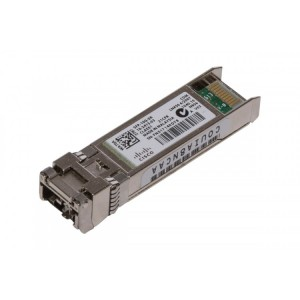 Modul SFP + 10Gb/s Cisco SFP-10G-SR LC Duplex 850 nm