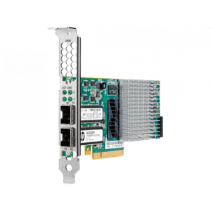 Placa de retea server HPE NC523SFP 10Gb 2-port, Low profile