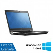Laptop DELL Latitude E6440, Intel Core i5-4300M 2.60GHz, 4GB DDR3, 320GB SATA, DVD-RW, 14 inch + Windows 10 Home