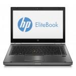 Laptop HP EliteBook 8470p, Intel Core i5-3210M 2.50GHz, 4GB DDR3, 320GB SATA, DVD-RW, 14 inch