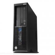 Workstation HP Z230 SFF, Intel Xeon Quad Core E3-1231 v3 3.40GHz-3.80GHz, 16GB DDR3, 1TB SATA, DVD-RW, nVidia Quadro K620/2GB