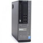 Calculator Barebone Dell Optiplex 9010 SFF, Placa de baza + Carcasa + Cooler + Sursa