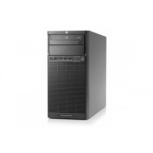 Server HP ProLiant ML110 G7 Tower, Intel Core i3-2120 3.30GHz, 16GB DDR3 ECC, RAID P212/256MB, 2 x HDD 2TB SATA, DVD-ROM, PSU 350W