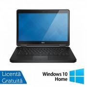 Laptop DELL Latitude E5440, Intel Core i5-4300U 1.90GHz, 8GB DDR3, 500GB SATA, 14 Inch, DVD-RW + Windows 10 Home