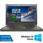 Laptop Lenovo Thinkpad X250, Intel Core i5-5300U 2.30GHz, 8GB DDR3, 120GB SSD, 12.5 Inch + Windows 10 Home