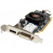 Placa Video ATI Radeon HD 6450, 512MB-64 bit, DVI, Display Port, Low Profile