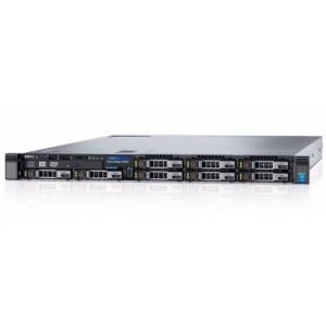 Server Refurbished Dell R630, 2 x Intel Xeon Hexa Core E5-2620 V3- 2.4GHz up to 3.2GHz, 64GB DDR4, 4 x 900GB SAS/10K, Perc H730, 4 x Gigabit, 2 x PSU