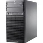 Server HP ProLiant ML110 G6 Tower, Intel Xeon Quad Core X3430 2.40GHz, 16GB DDR3, 4 x 1TB SATA, DVD-ROM, PSU 300W, Second Hand