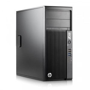 Workstation HP Z230 Tower, Intel Quad Core i7-4770 3.40GHz-3.90GHz, 16GB DDR3, 2TB SATA, DVD-RW, nVidia K620/2GB