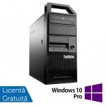 Workstation Lenovo ThinkStation E31 Tower, Intel Core i7-3770 3.40GHz-3.90GHz, 8GB DDR3, 500GB HDD, Intel HD Graphics 4000 + Windows 10 Pro